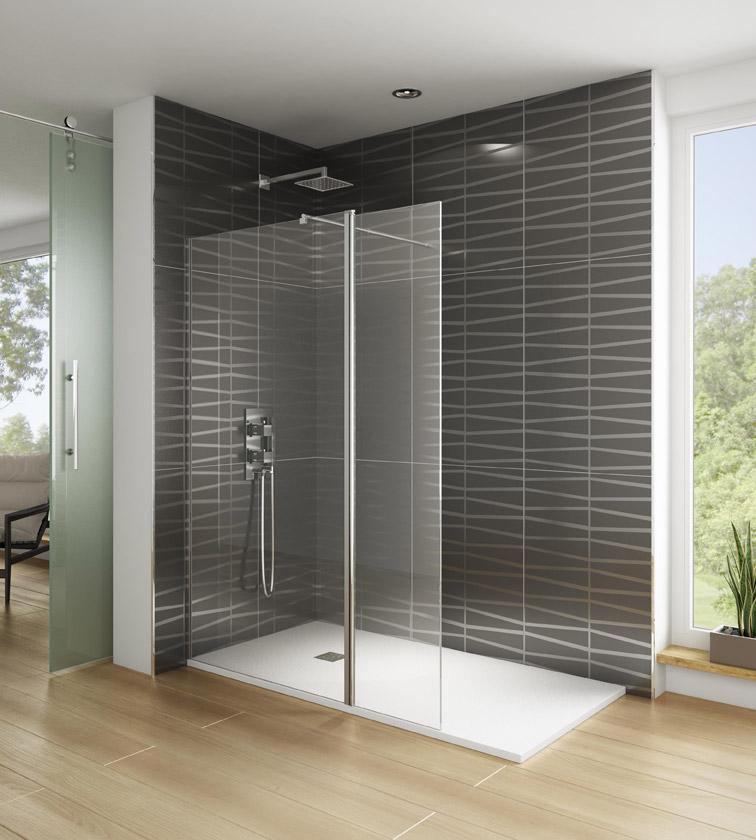 Mampara screen vidres la noguera - Modelos de banos y duchas ...